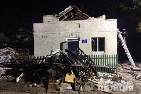 Полиция считает утечку газа основной причиной взрыва в Тернопольской области, из-за которого пострадали 8 детей