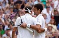 Федерер і Джокович у фіналі Вімблдону встановили ще один рекорд трав'яного мейджору