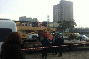 Киевляне завалили Контактный центр жалобами на незаконные МАФы