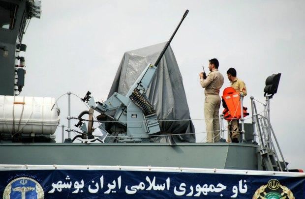 Иранский военный корабль