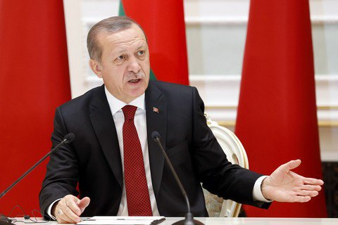 Ердоган звинуватив коаліцію на чолі з США в підтримці ІДІЛ