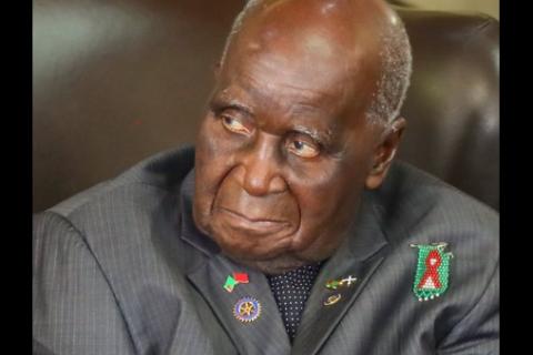 """""""Африканский Ганди"""" Кеннет Каунда умер в возрасте 97 лет"""