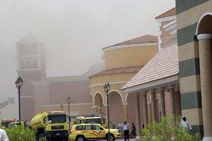 Жертвами пожара в Катаре стали только иностранцы