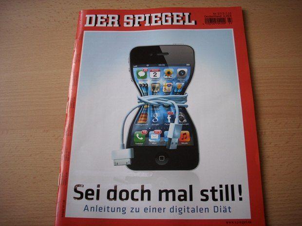 Выпуск журнала Der Spiegel, №27 за 2012 года