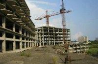 За 5 месяцев количество стройработ увеличилось на 13,2%