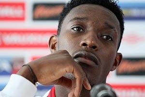 Англия потеряла еще одного нападающего накануне матча с Украиной