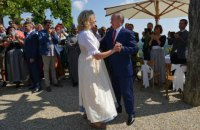 После визита Путина в Австрию на свадьбу главы МИД власти Украины общались с австрийской стороной, - посол