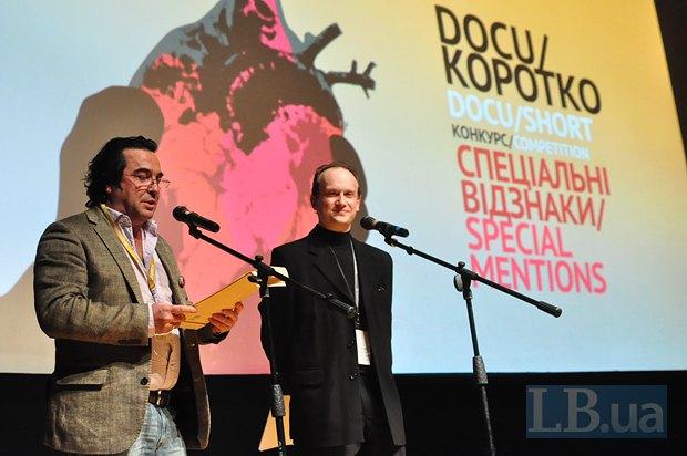 Членж жюри DOCU/Коротко Андрей Загданский