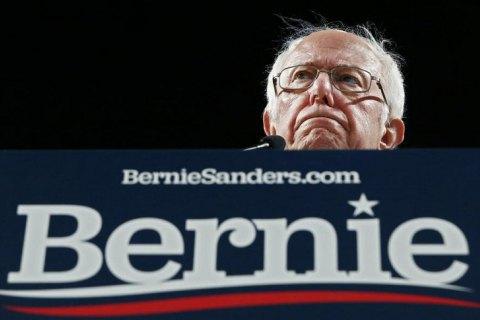 Берні Сандерс вийшов з президентської гонки в США