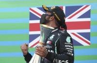 Хэмилтон побил очередной рекорд Шумахера в Формуле-1