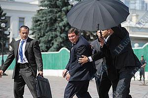 Охранники Януковича лучшие среди бодигардов четырех стран