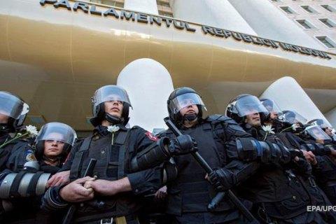Немецкая полиция задержала двух человек по подозрению в подготовке теракта