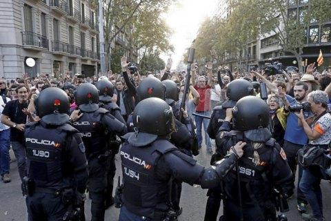 Іспанія відхилила пропозицію каталонських сепаратистів про переговори