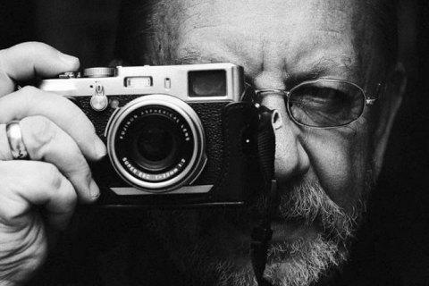 Умер украинский фотограф Виктор Марущенко