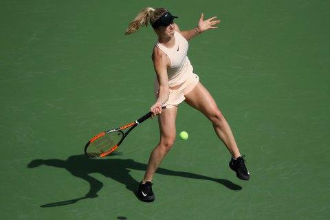 Світоліна виграла стартовий поєдинок на Miami Open