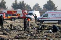 Франція підтвердила отримання самописців збитого Іраном українського літака
