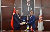 Украина и Турция создадут СП по производству авиадвигателей