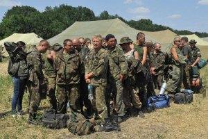 Россия отпустила 48 украинских военных, еще 5 удерживаются