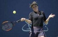 Світоліна завершила боротьбу на турнірі серії Premier 5 в Торонто