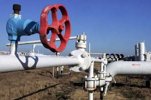Украина передумала хранить газ для Европы