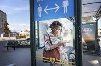 Швеція оголосила про заборону збиратися більше восьми людей