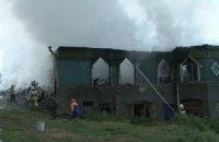 Пожар в новгородском интернате: 37 жертв