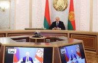 Лукашенко підтримав закид Путіна про зменшення суверенітету України
