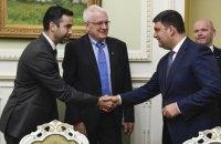 Украина готова к проведению международных спортивных соревнований на высоком уровне, - Гройсман