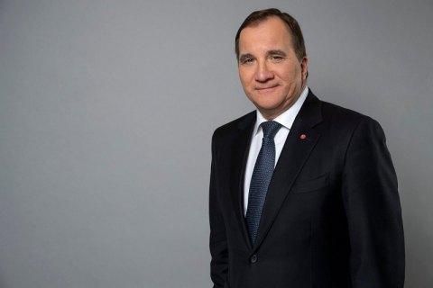 Премьер Швеции посетит Киев на следующей неделе