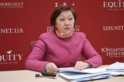 Украина идет по польскому сценарию провала судебной  реформы, - судья ВСУ Каныгина