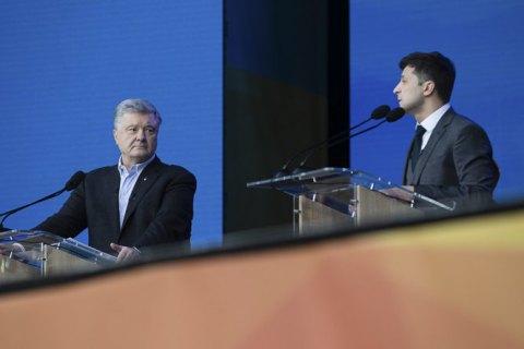 Во второй тур снова вышли бы Порошенко и Зеленский - Центр Разумкова и SOCIS