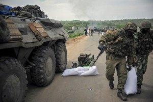 За добу загинуло 13 українських бійців, - РНБО