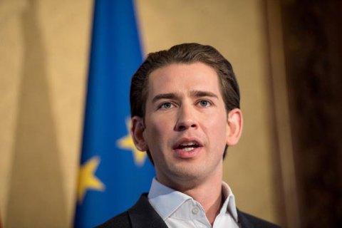 Канцлер Австрії заявив про початок другої хвилі коронавірусу