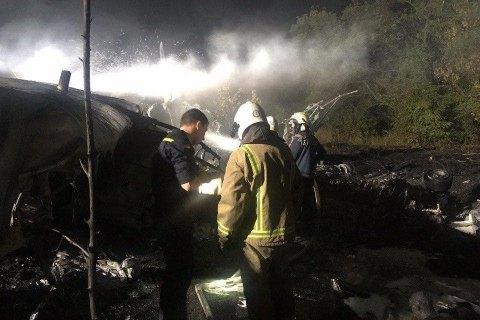 У ДБР спростували інформацію про відмову двигуна Ан-26, що зазнав катастрофи під Харковом