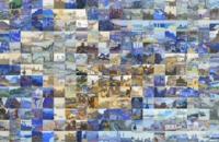 В Україні створили унікальне цифрове панно, яке відтворює карту Криму