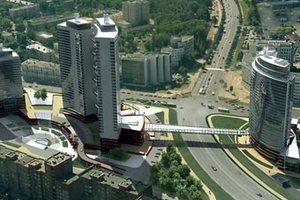 В 2013 году в Беларуси построят первый небоскреб