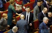 Рада утвердила новый состав Счетной палаты