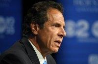 Губернатор Нью-Йорку йде у відставку через звинувачення у сексуальних домаганнях