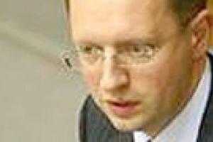 Яценюк не хочет проситься в премьеры к другим кандидатам в президенты