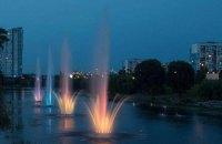 На Русановской набережной в Киеве запустят еще четыре фонтана