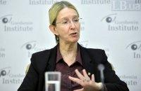 Супрун требует предоставить доступ к медуслугам украинским заключенным в России