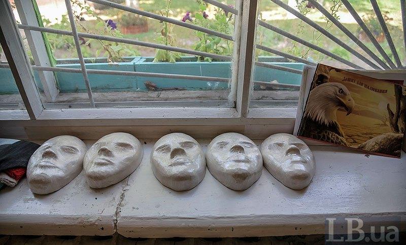 Работы пациентов Черниговской областной психоневрологической больницы