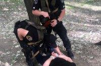 Поліція затримала двох осіб за шантаж і вимагання хабара у в.о. держсекретаря Мінекології