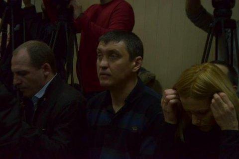 Підозрюваного у видачі зброї для розгону Майдану повернули в СІЗО