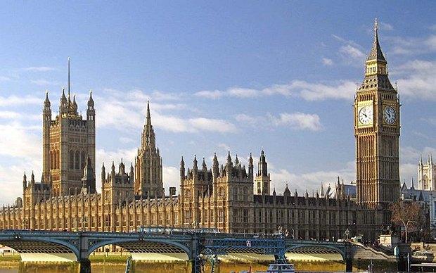 Будинок парламента в Лондоні