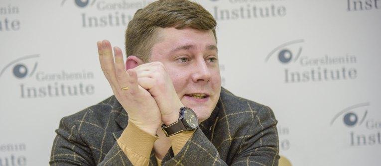 Юрий Костюк: «Слуга народа» - сказка о том, что все у нас будет хорошо»