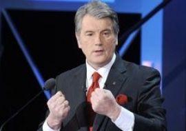 Ющенко объяснил: На Бандере не заработаешь