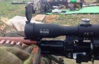 Волонтери разом з МО, Генштабом і тисячами спонсорів підготували кращих снайперів АТО