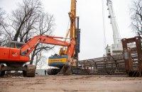 Міст між Хрещатим парком і Володимирською гіркою планують відкрити до Дня Києва, - КМДА