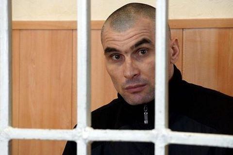 Українському консулу вдалося відвідати засудженого у РФ українця Литвинова